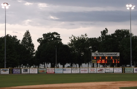 Pat Thomas Stadium at Buddy Lowe Field, Leesburg, FL