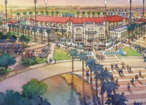 Proposed Yankee Stadium in Ocala would seat 4,500.